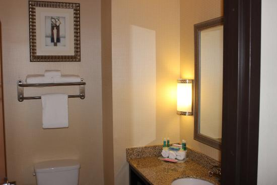 Powder Springs, GA: Guest bathroom