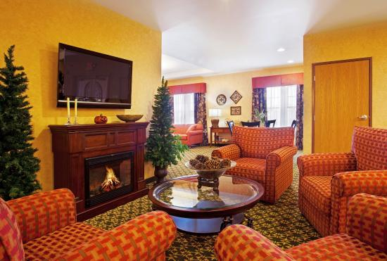 Iron Mountain, MI: Hotel Lobby