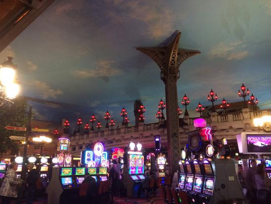 The paris hotel and casino las vegas as gambling problem social