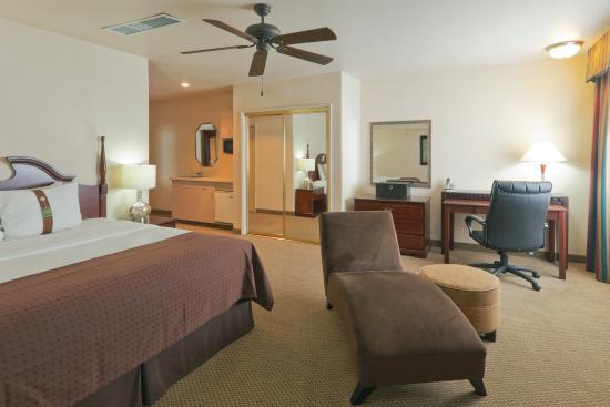 Holiday Inn Selma-Swan Court: Junior Suite