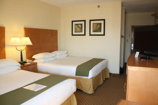 Greer, Carolina del Sur: Double Queen Room