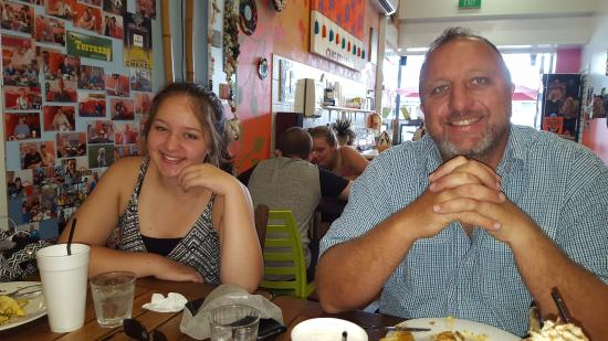 Onya Neil Picture Of Cafe Terrazza Cairns Tripadvisor