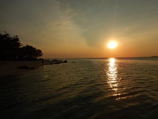 Karimun Jawa, Endonezya: sunset
