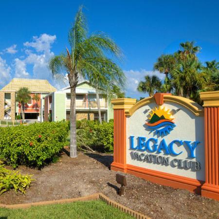 Legacy Vacation Resorts-Indian Shores: Exterior