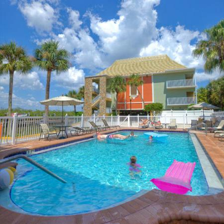 Legacy Vacation Resorts-Indian Shores: Is Pool