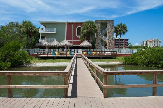 Legacy Vacation Resorts-Indian Shores: From Dock View