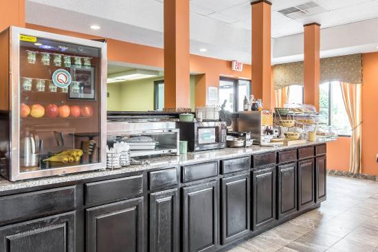 Simpsonville, Νότια Καρολίνα: Breakfast