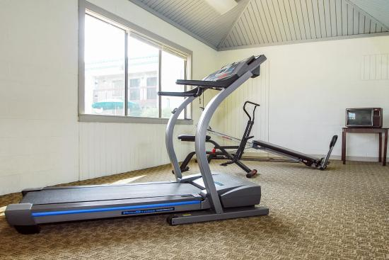 Simpsonville, Νότια Καρολίνα: Exercise room
