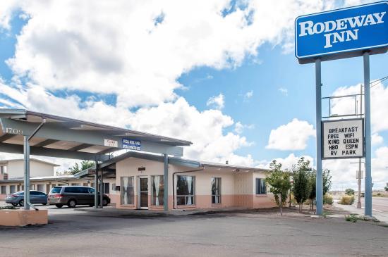 Rodeway Inn Gallup : Exterior