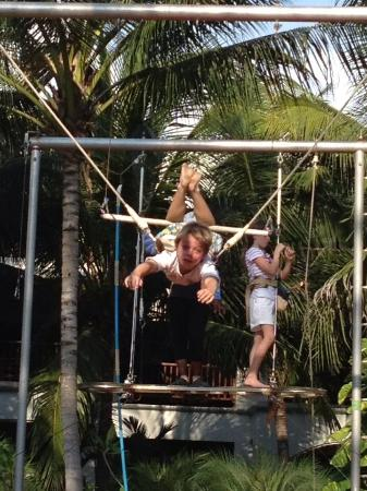 ‪Flying Trapeze Phuket Adventure KidzSole‬