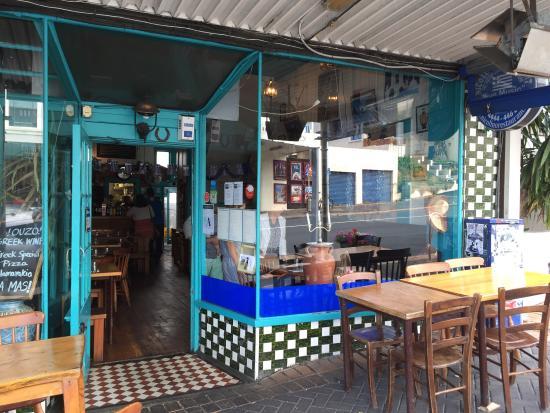 Nicolino Restaurant & Cube Bar: Great Greek Dishes