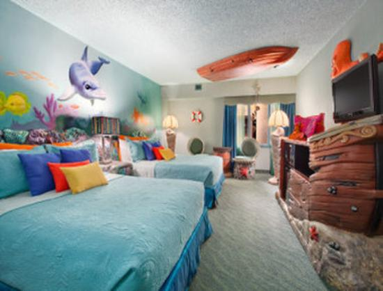 Under the Sea Theme Room - Picture of Travelodge Hotel Saskatoon ...