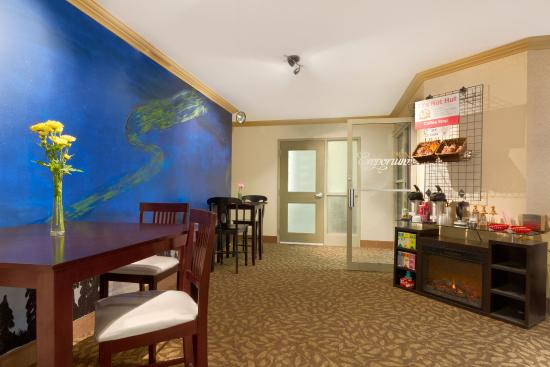 Days Inn & Suites Yellowknife: Snack Bar