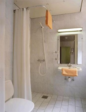 Hotel Ansgar: Bathroom
