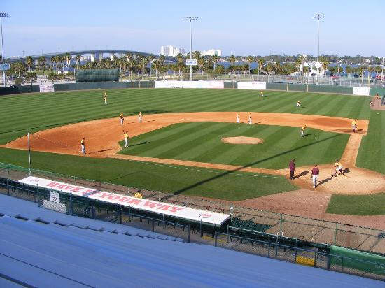 jackie robinson ballpark home of the daytona tortugas baseball team rh tripadvisor com sg