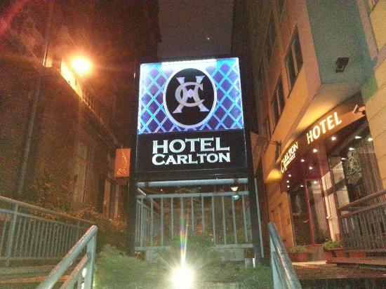 Carlton Hotel Budapest : 20160116_170509_large.jpg