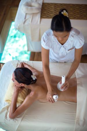 Raa Atoll: Spa Treatment
