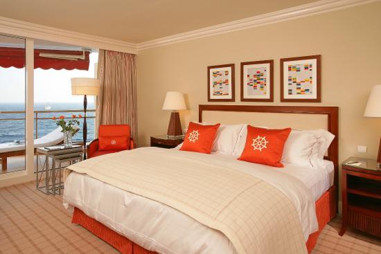 Fairmont Monte Carlo: Deluxe sea view