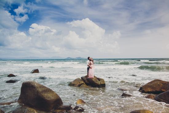 Ninh Phuoc, เวียดนาม: Я фотографирую на этом резорте