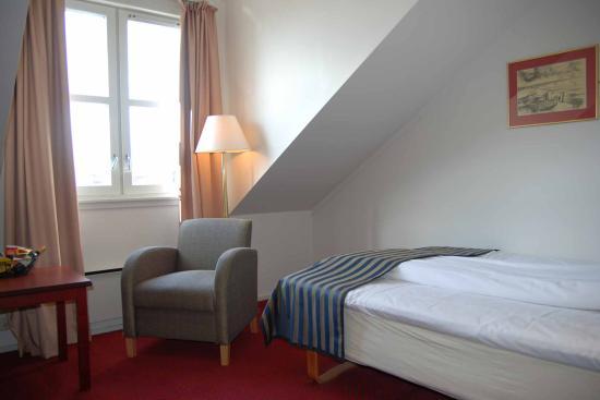 Comfort Hotel Grand : Twin