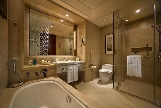 Tangshan, Chine : Horizon Executive Suite Bathroom