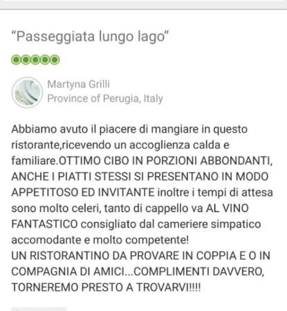 Sant'Arcangelo, Italien: Ennesima recensione  di un cliente nn pubblica..grazie lo stesso