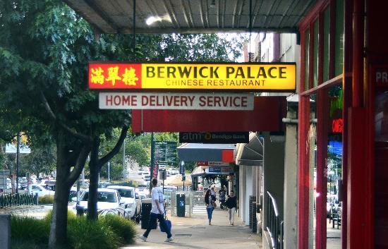 Berwick Palace Chinese Restaurant