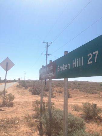 Broken Hill - The Tourist lodge