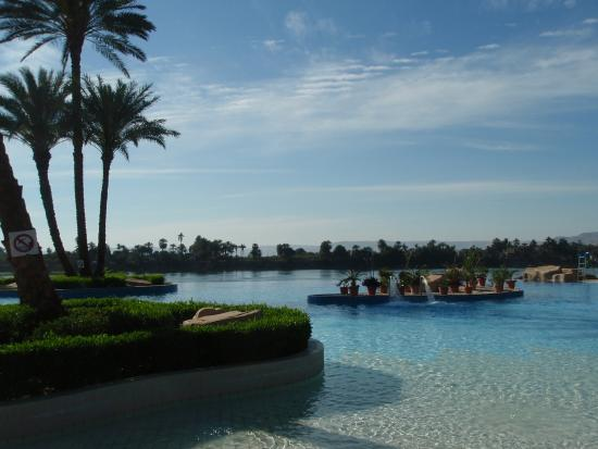 Maritim Jolie Ville Kings Island Luxor: Wonder pool areas