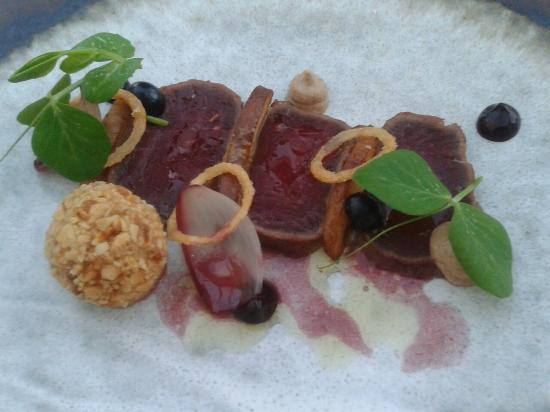 Constantia, Sør-Afrika: Greenhouse tasting menu