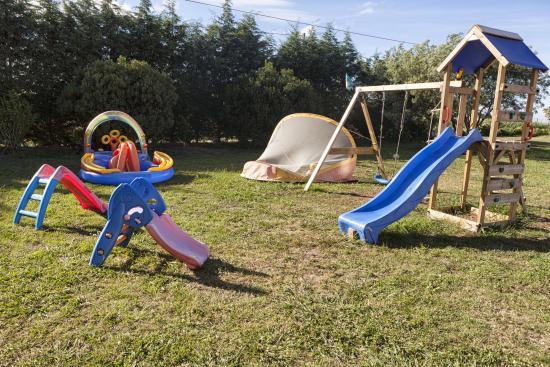 Zona De Juegos Infantiles Fotografia De Hotel La Casa Del Abuelo - Casa-de-juegos-infantiles