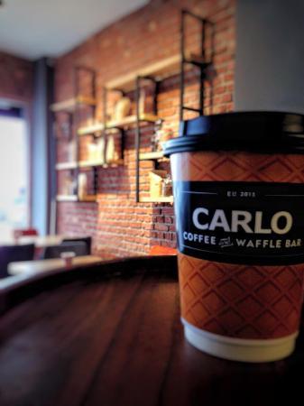 Carlo Coffee And Waffle