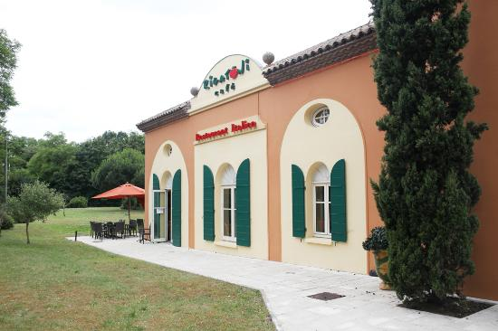 Rigatoni Cafe Eragny
