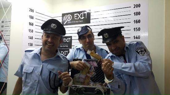 No Exit - Escape Room