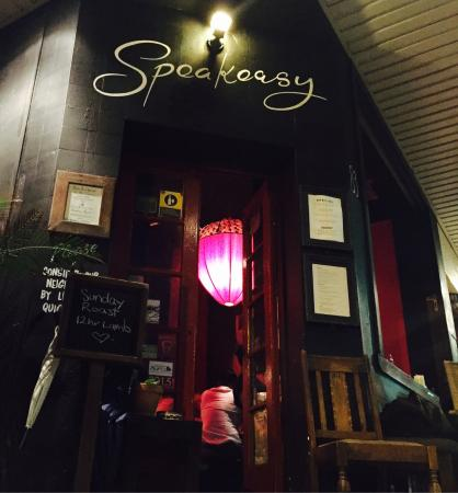 Speakeasy Bar