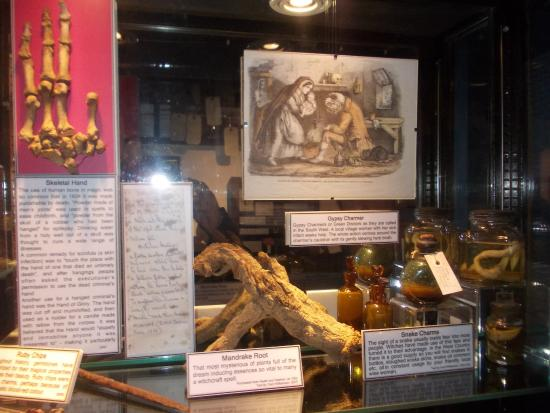 The Museum of Witchcraft Photo