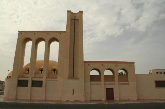 Ad Dakhla, Western Sahara: church