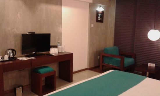 Hotel Topaz: room