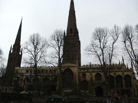 Coventry, UK: St. Michael's Cathedral