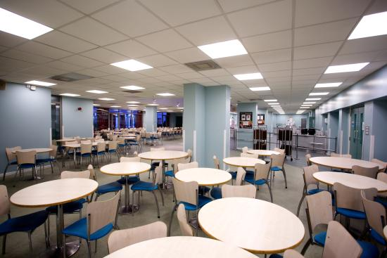 International Hall University of London: Dining Room