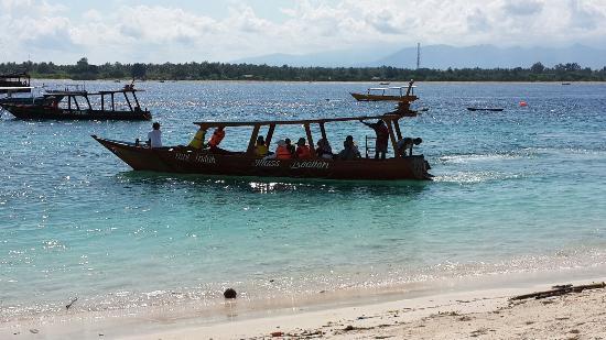 Gili Islands, Indonezja: 20150322_095817_large.jpg