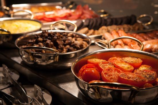 Holiday Inn Glasgow City Centre Theatreland: Full Scottish breakfast buffet