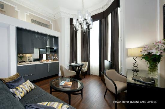 Fraser Suites Queens Gate: Studio Apartment