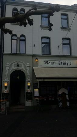 Euskirchen, Tyskland: Great friendly bar,