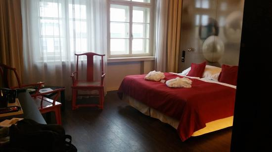 20151216 183939 bild fr n perla hotel prag for Design hotel jewel prague tripadvisor