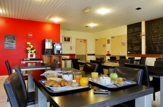 Gennevilliers, Prancis: Breakfast