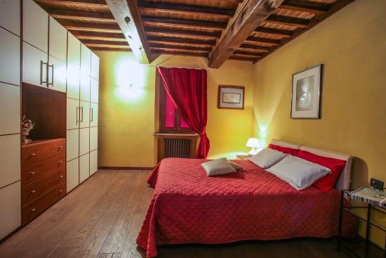 Villa Bonadea : camera appartamento superior
