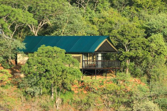 Gorges and Little Gorges Lodge: Little Gorges Tent