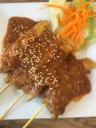 Menu Thai Restaurant
