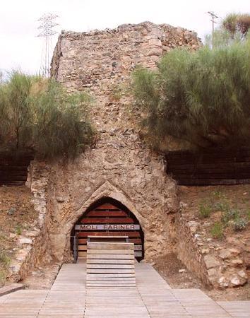 Sant Just Desvern, España: Molí Fariner (Molino Harinero)